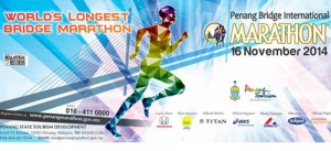 AirAsia Promotion To Penang - Penang Bridge International Marathon 2014