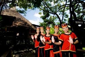 airasia promotion to kuching-sarawak cultural village