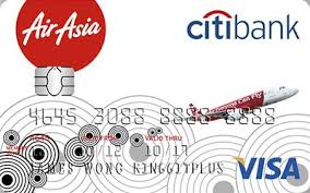 airasia credit card promotion
