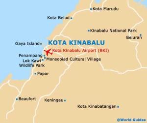 AirAsia Promotion November 2015 From Kuala Lumpur To Kota Kinabalu