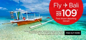 airasia booking from darwin australia to bali september 2015
