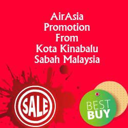 airasia promotion and airasia booking from kota kinabalu sabah september 2015