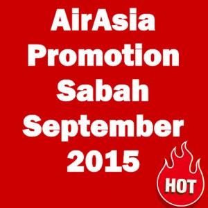 airasia promotions september 2015 from kota kinabalu sabah