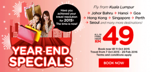 Breaking Fare Sales Cheap Flights From Kuala Lumpur To 88 Destinations As Low As From RM40