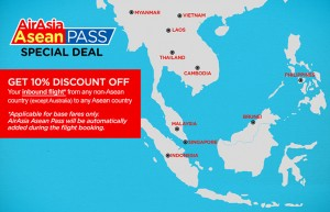 airasia asean pass -special deal get discount off