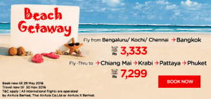 airasia latest news may 2016-beach getaway