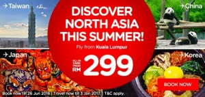 airasia malaysia airlines promotions june 2016-discover north asia from kl