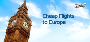 10 steps to find really cheap flights to europe