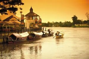 cheap flights kuala lumpur to kuching july 2016-waterfront