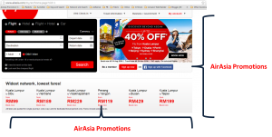 AirAsia Promotions Online Booking Checking Update