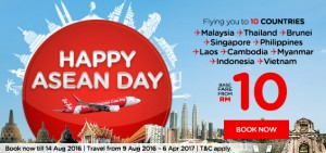 airasia malaysia booking online august 2016