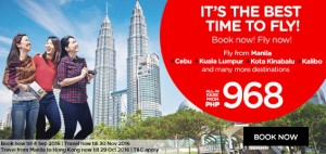 airasia philippines online booking and promotion september 2016-best time to fly