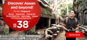 airasia singapore airlines promotion and online booking september 2016-discover asean